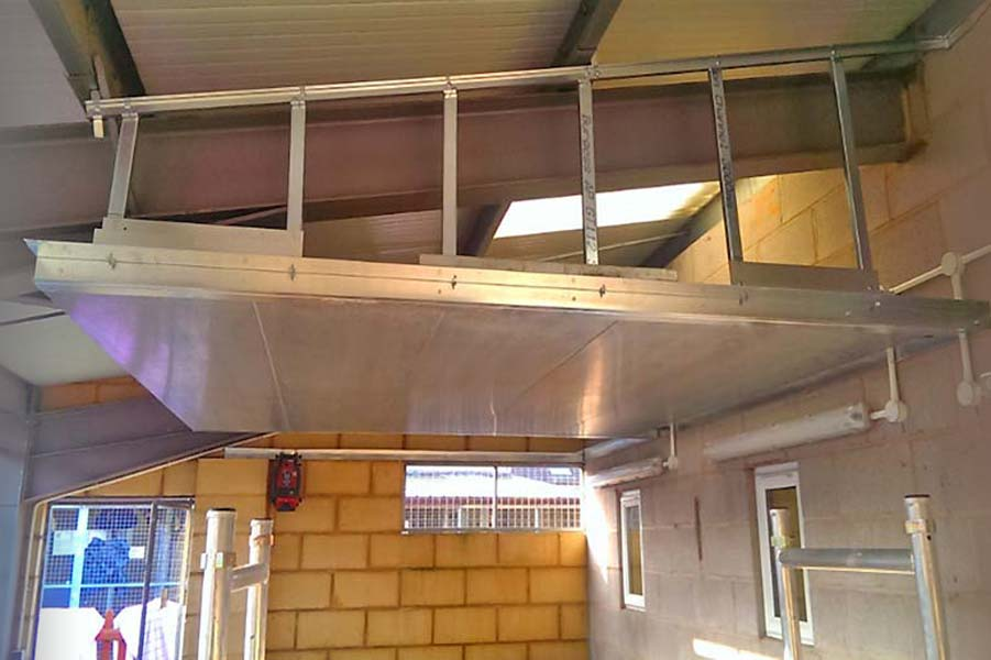 Specialist Areas Install Ceilings Amp Partitions Ltd